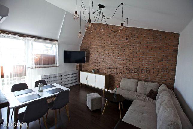 Przestronne, wysokie mieszkanie do wynajęcia - 50m
