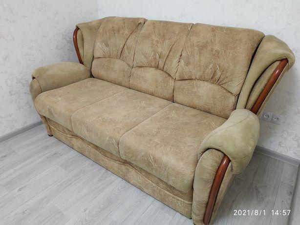Отличный стильный диван