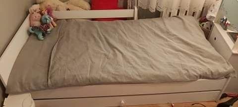 Łóżeczko dziecięce 180x90cm
