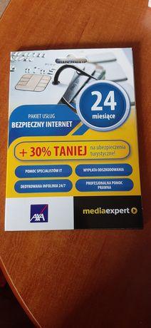 Pakiet usług bezpieczny Internet