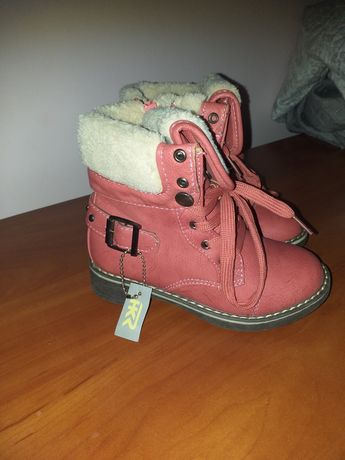 Buty zimowe 27 kożuch