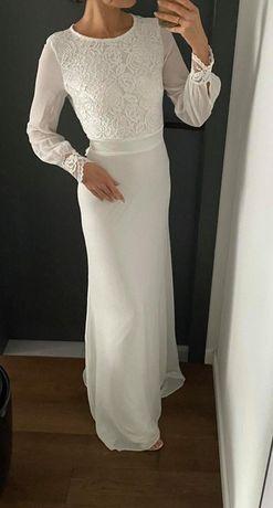 Zjawiskowa i niepowtarzalna suknia ślubna