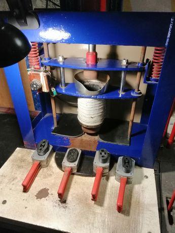 Станок для изготовления резино технических изделий