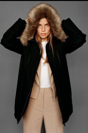 Zara куртка з водовідштовхувального матеріалу