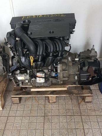 Motor FORD Fiesta Duratec 1.4 FXJB