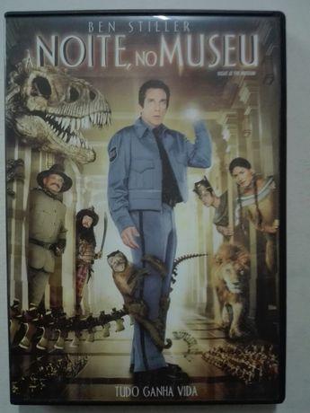 Filme DVD Noite no Museu