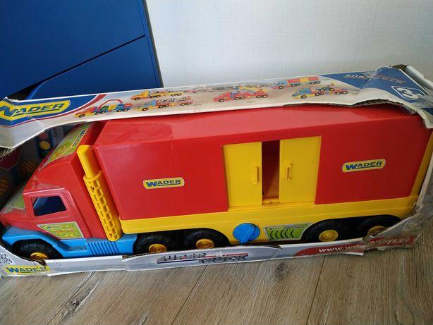 Машинка Wader (грузовик)