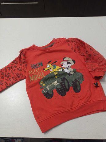 Bluza Myszka Mickey rozmiar 98