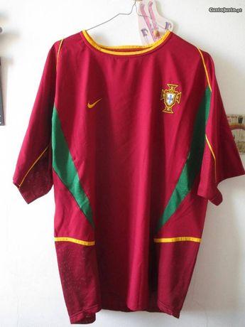 NOVA: Camisola da Seleção Portuguesa.NIKE. Large.