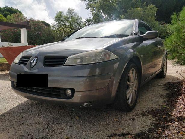 Renault Megane Cabrio 1.9 dCI 2004 Para Peças