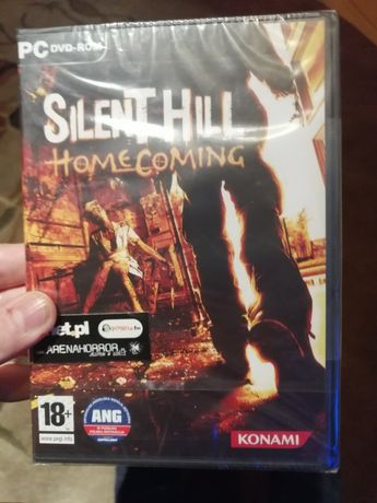 Silent Hill Homecoming.