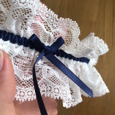 Нова підв'язка для нареченої/подвязка для невесты Intimissimi!