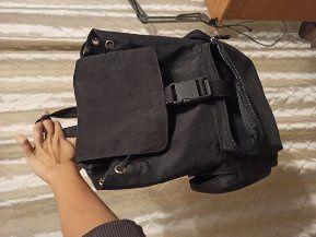 Рюкзак черный. Отдам