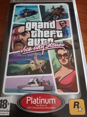 Jogo para a PSP ( GTA VCS )