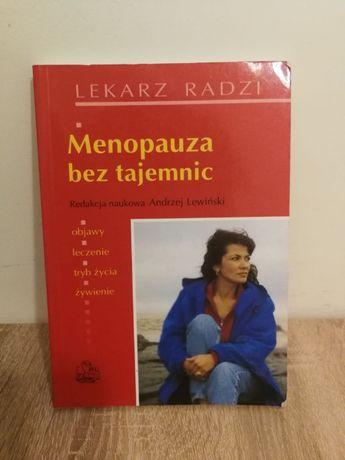 """Książka """"Menopauza bez tajemnic"""""""