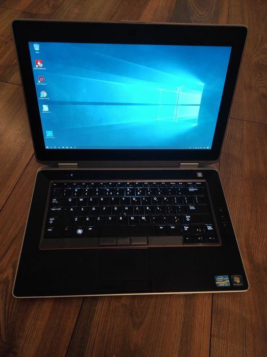 Laptop Dell Latitude E6420 i5 2,5 GHz 4GB RAM 120 GB SSD Wytrzyszczki - image 1