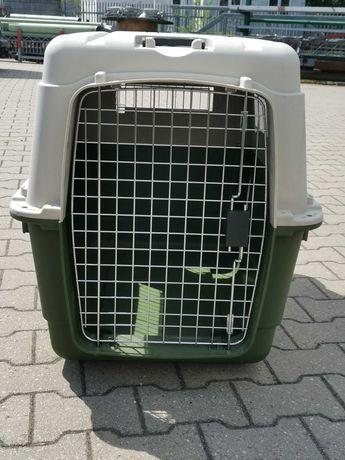 Klatka transportowa transporter dla średniego/ dużego psa. 90x60x70cm