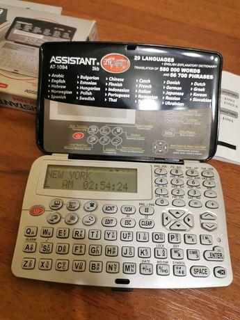 Електронный перекладач Assistant AT-1094, 29 м, електронный переводчик