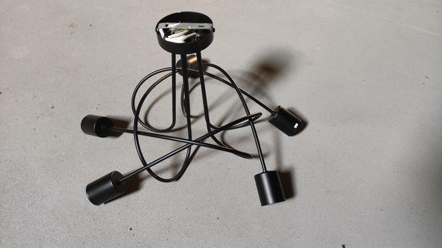 Lampa sufitowa + żarówki