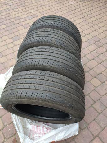 Sprzedam opony letnie 4szt Pirelli P7 215/55/17