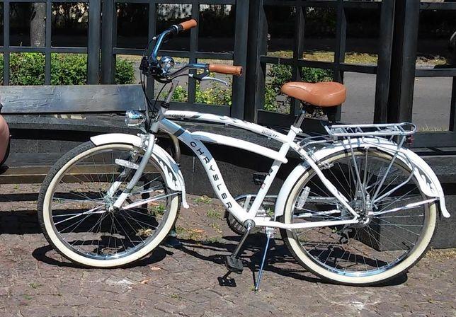 Skradziono rower Chrysler PT Cruiser Limited Edition