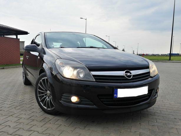 Opel Astra GTC sport/ 1.8 benzyna/ czarna podsufitka/ alu 17''/klima