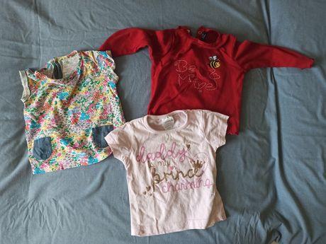 Koszulki dla dziewcznki