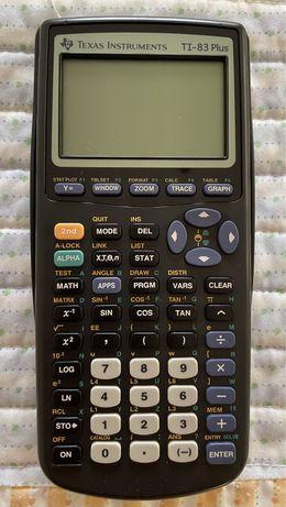 Calculadora Texas TI-83 Plus