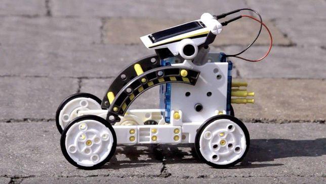 Новый Конструктор CIC 21-615 14 в 1 на солнечных батареях