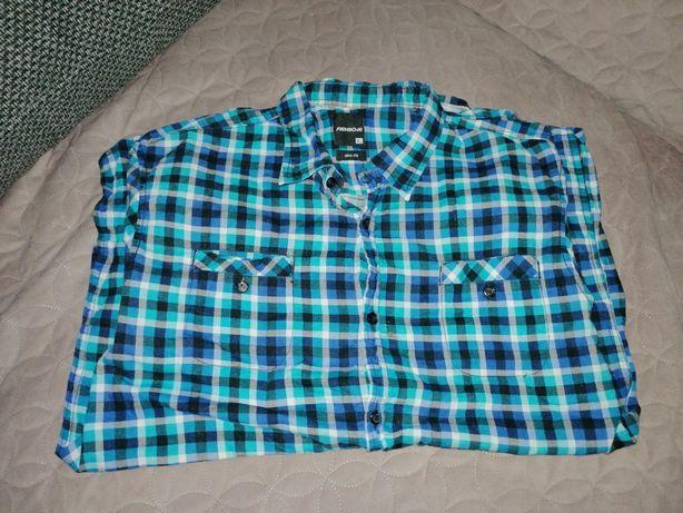 Męska koszula fishbone XL