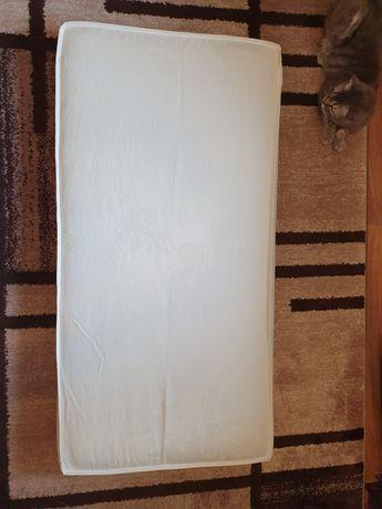 Кокосовый матрасик 120×60см + непромокаемый наматрасник в подарок