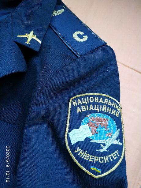 Пиджак национальный авиационный университет