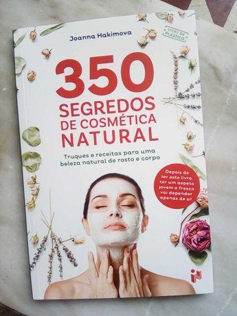 350 Segredos de Cosmética Natural de Joanna Hakimova