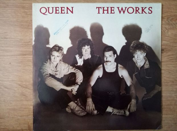 Queen the works winyl.