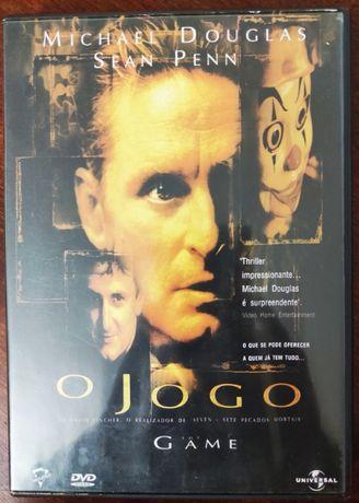O Jogo - The Game - 1997 - DVD
