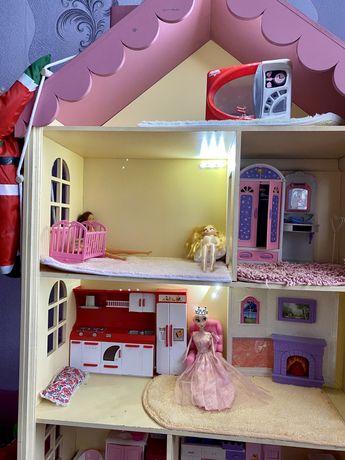 Домик для кукол,барби,дом