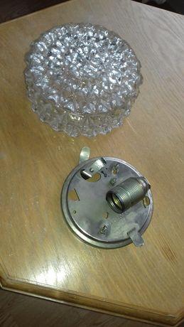 Lampa klosz stan BDB