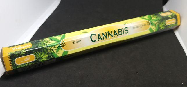 Incenso cannabis ou ópio
