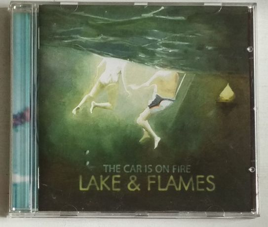The Car is on Fire Lakes & Flames CD