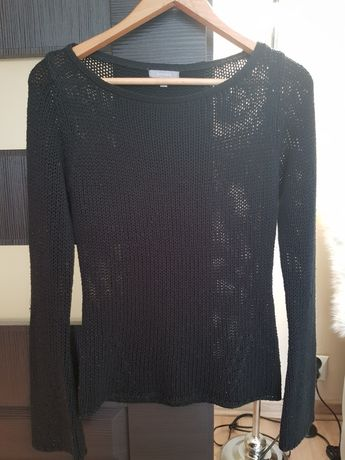Sweter Amisu XS / S Czarny Bluzka