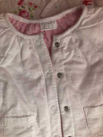 Ubranka dla dziewczynki, paka, paczka 68