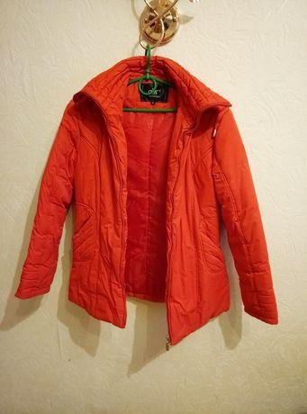 Куртка зимняя женская размер м