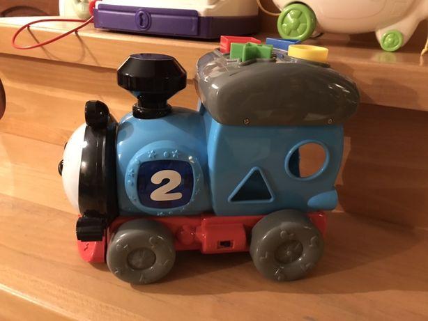 Tomek i przyjaciele lokomotywa sorter