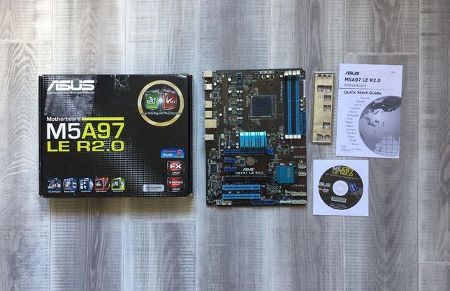 Asus M5A97 Le R2.0 Am3+ Топ материнская плата для Fx 4300 6300 8300