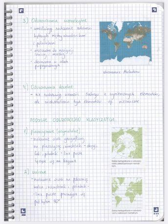 Notatki maturalne z geografii i pewniaki maturalne