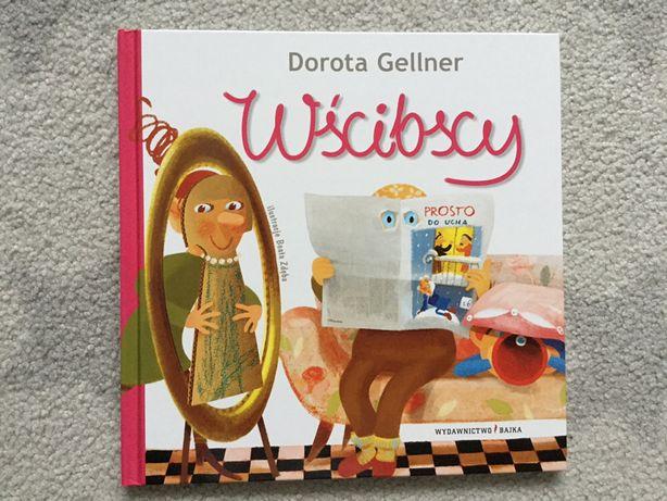 Wścibscy Dorota Gellner