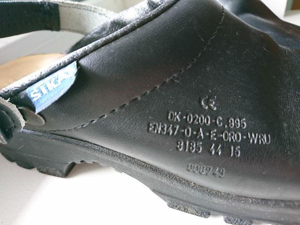 Спецобувь 38р 24,5с обувь для работы маслобензиностойкие кожаные туфли