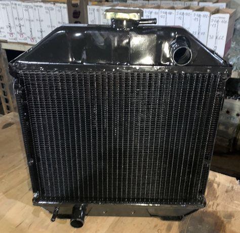 Радиаторы для японских тракторов Yanmar, Kubota, Iseki, Hinomoto
