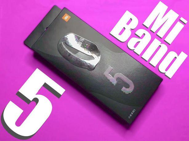 2200р. Фитнес-браслет Xiaomi Mi Band 5 (Оригинал) + Подарок!