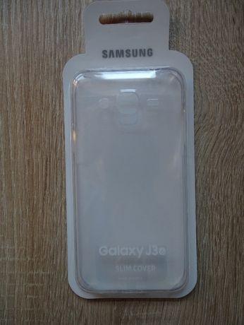 Oryg. plecki Samsung J3 2016